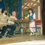 Theater Männerchor Liederkranz. Archiv H. Hürlimann