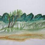 Alessa-Nitsch- Naturgeister am Horizont