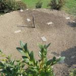 Ein Steinkreis wird angelegt