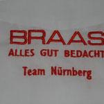 Bild: Logo-Bestickung auf Hemdtasche