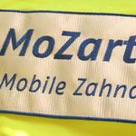 """Logo für """"Mobilen Zahnarzt"""