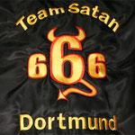Bild: Logogröße DIN A4 auf Jackenrücken