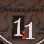 Bild: Firmenlogo 1 auf Schabracke