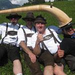 4 Kameraden der Berge