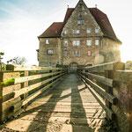 Schloss Spangenberg Brücke (Fotostudio Hiller)