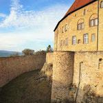 Schloss Spangenberg Wallanlage