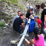 Pipeline Bau mit sports-outdoorguide.de
