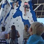 Team Klettergarten SOG Basecamp bei Sinsheim