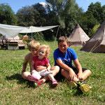 Zeltlager am Neckar