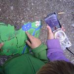 Kindergeburtstag Schatzsuche mit kindergeburtstag-heidelberg.de