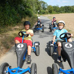 SOG Gokart Rally Kindergeburtstag in Sinsheim und Heidelberg www.sports-outdoorguide.de