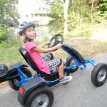 Go Kart Kindergeburtstag Kettcar Kindergeburtstag mit www.kanu-neckar.de