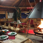 Weihnachtsfeier Flammlas bei www.sports-outdoorguide.de
