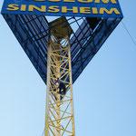 Klettern und Abseilen im A.T.U Auto und Technik Museum Sinsheim mit SOG www.sports-outdoorguide.de