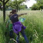 Schatzsuche mit sports-outdoorguide.de Kindergeburtstag Heidelberg und Sinsheim