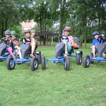 Go-Kard fahren im SOG Kids-Club