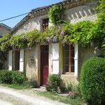 Le Tilleul, front door