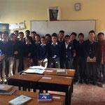 2014 en classe 9