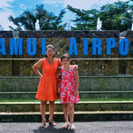 Ankunft auf Koh Samui im August 2013