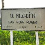 Zu Hause in Ban Nong Muang (Nordostthailand)