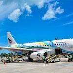 Bangkok Airways - verbindet das Festland mit Koh Samui