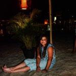 Am Strand von Chawaeng Noi