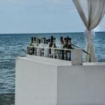 Meerbar des Hotels Impiana Beach (Koh Samui)
