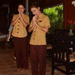 Freundliche Masseurinnen auf Koh Samui (seriöse und top gepflegte Anlage)