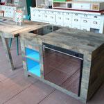 eco design Küche, recycling Küche, recycling Küche