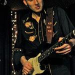 Chris Chambers: Bluesrock vom Feinsten aus Kanada! (Foto: © Nilles)