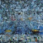 「Swimming Pool」2009年 130.3cmx162cm  oil on canvas