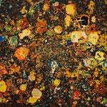 「菫」2013年 45.5cmx53cm  oil on canvas