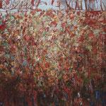 古歌 Old Song 194cmx259cm oil on canvas