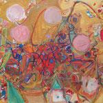 Camellia 72.7cmx91cm oil on canvas