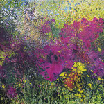 """Sommertag"" 17-69 | Acryl auf Leinwand | 180x120 (3-tlg)"