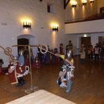 Ritterspiele auf Burg Mauterndorf