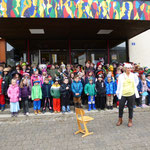 Wir singen für Kindergarten, Eltern und Hofer Faschingsfans...