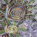 "Friedrich Hundertwasser ""Spiralen"""
