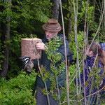"""Waldbewohner, """"Bunti"""" der Buntspecht..."""
