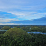 Chocolate Hills à Bohol
