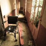Maison de retraite abandonée