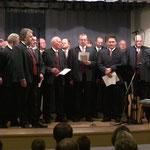 Sängerrunde St. Marienkirchen, Leitg. Johannes Zajonskowski
