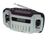 Powerplus Lynx Solar Radio