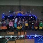 Weihnachtsfeier Grundschule Ziegelhütten