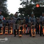 〈2017年 くらやみ祭り〉2017.5.5 ©real Japan'on : krym007