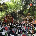 〈2017年 くらやみ祭り〉2017.5.6 ©real Japan'on : krym011