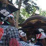 〈2017年 くらやみ祭り〉2017.5.5 ©real Japan'on : krym005