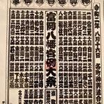 ABCさん:富岡八幡宮例大祭,神輿連合渡御,駒番, 8月16日(日), 江東区