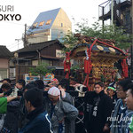 〈2017年 くらやみ祭り〉2017.5.6 ©real Japan'on : krym010