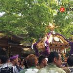 〈2017年 くらやみ祭り〉2017.5.6 ©real Japan'on : krym017